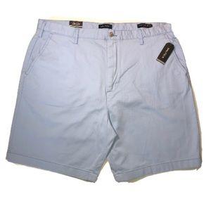Nautica light blue deck shorts classic fit size 42